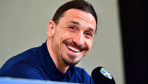 Zlatan Ibrahimovic recibió una multa económica por parte de UEFA. (Foto: EFE)