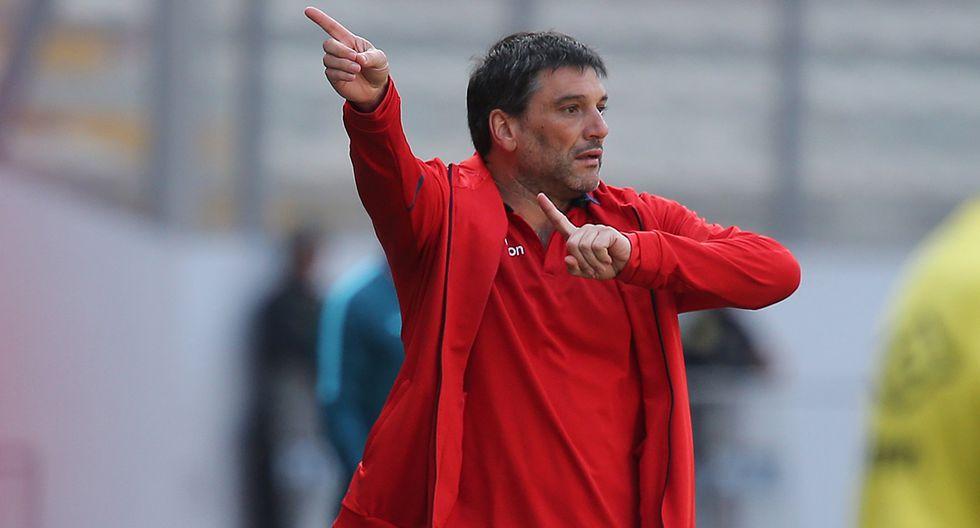 Gerardo Ameli dirigirá a su tercer equipo en el fútbol peruano. (Foto: Archivo GEC)