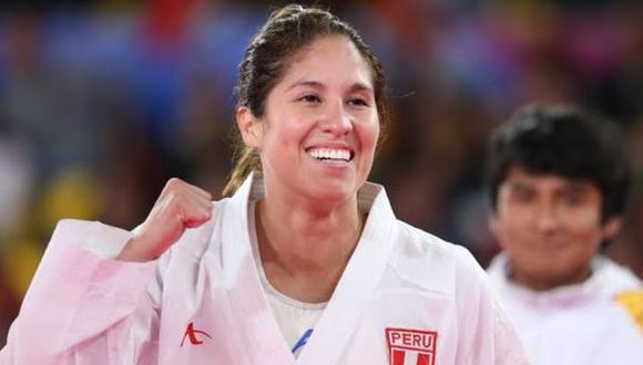 Alexandra Grande clasificó a los Juegos Olímpicos Tokio 2020. (Foto: IPD)