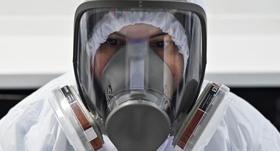 Más de 200 países se enfrentan a la pandemia de COVID-19. (Foto: Luis ROBAYO / AFP)