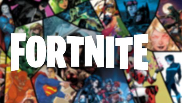 Fortnite sigue apostando por DC