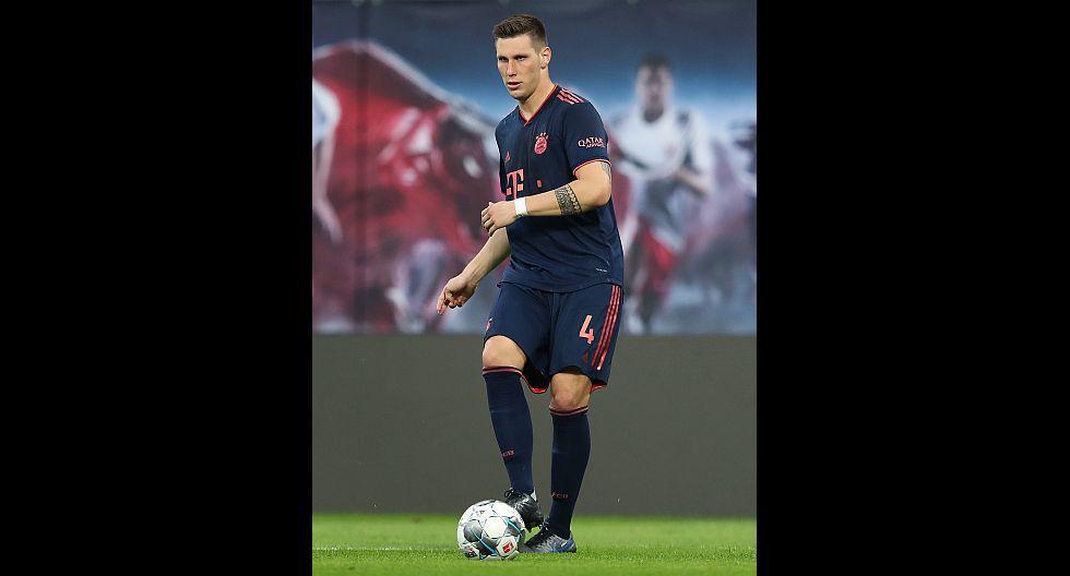 Niklas Süle (Bayern Múnich), en 51.8 millones de dólares. (Foto: AFP)