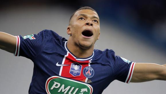 FIFA 21: Neymar Jr., Mbappe y Depay lideran el Equipo de la Temporada de la Ligue 1. (Foto: AP)
