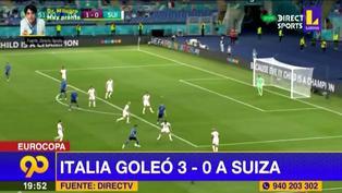 Mira el resumen de los partidos disputados por la Euro 2021