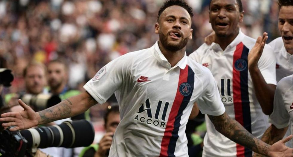 Neymar   Brasil   PSG. (Foto: Getty Images)