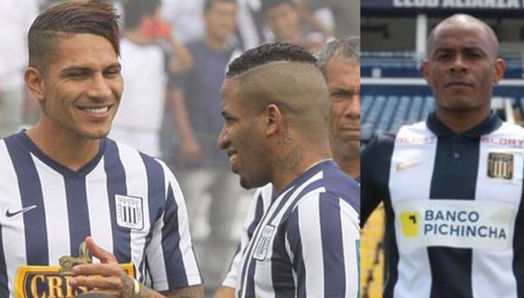 Aguirre ilusionado con posible llegada de Guerrero a Alianza Lima. (Foto: GEC / prensa AL)