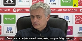 Los polémicos duelos de Mourinho con la prensa inglesa