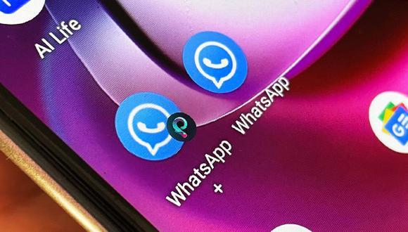 Conoce el sencillo método para tener dos WhatsApp Plus en un celular. (Foto: Depor)