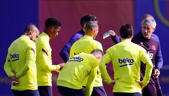 Barcelona marcha en el primer puesto en lo que va de LaLiga Santander. (Foto: Getty Images)