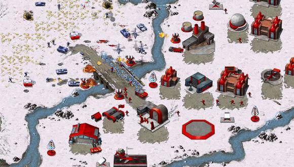 """""""Command & Conquer"""" está con descuento y así podrás descargarlo en Steam"""