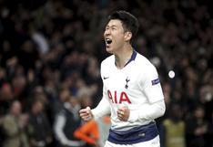 Tiene para rato: Son Heung-min renovó contrato con el Tottenham hasta el 2025