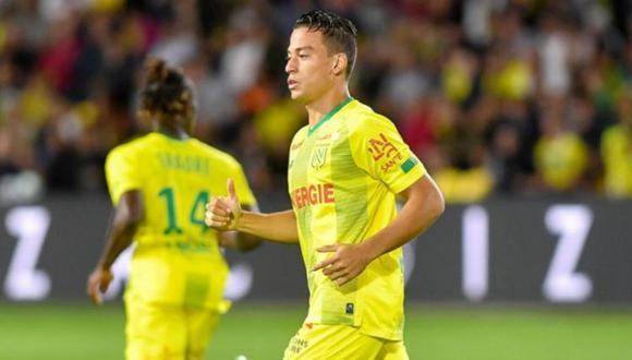 Pyramids FC piensa en vender a Cristian Benavente.