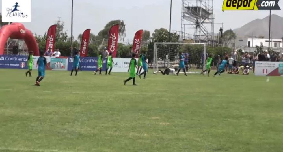 Copa Asia Kids: No dejes de ver las mejores jugados de los pequeños 'cracks' de la Finalísima [VIDEO]