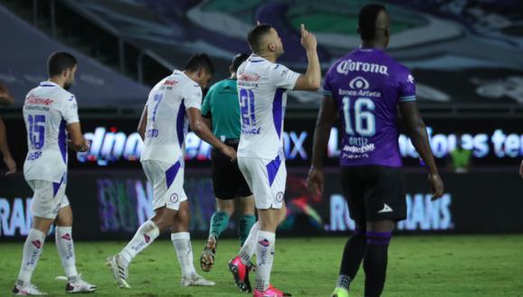 Cruz Azul venció a Mazatlán por la fecha 11 del Apertura 2020. (Foto: Cruz Azul)