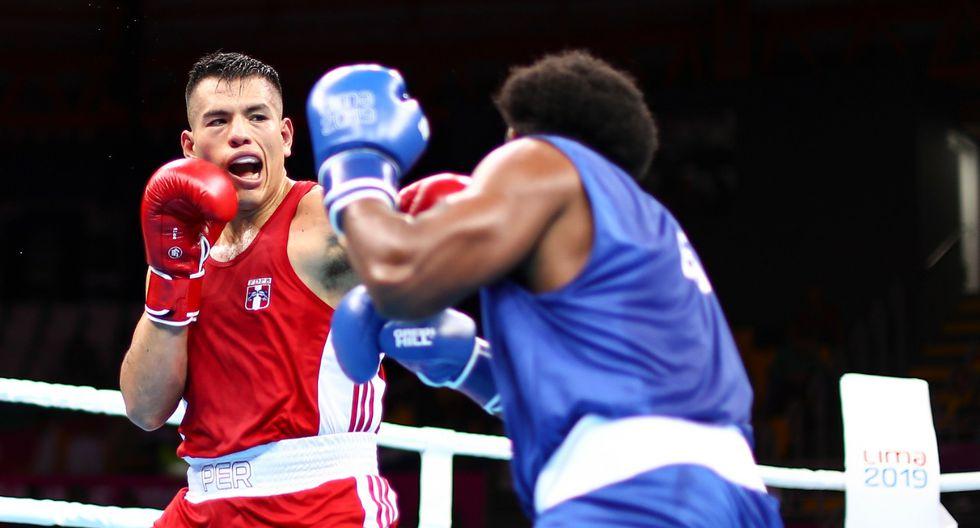 José María Lucar: Medalla de bronce en Boxeo. (Foto: Daniel Apuy / GEC)