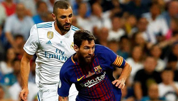 Real Madrid y Barcelona chocan el sábado por LaLiga en el Di Stéfano. (Foto: EFE)