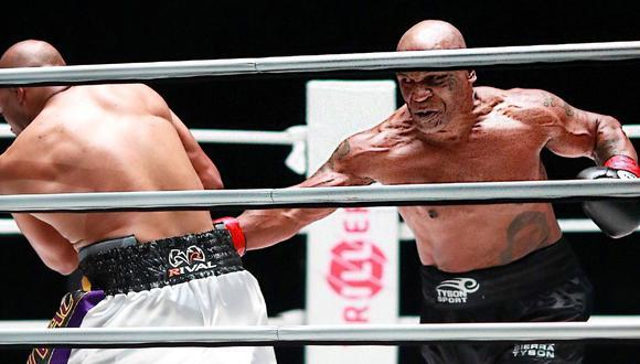 Mike Tyson reveló fecha y rival de su próxima pelea de exhibición. (Agencias)