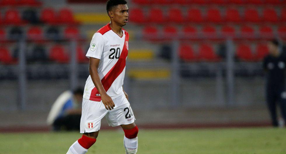 Selección Peruana Sub 20 /