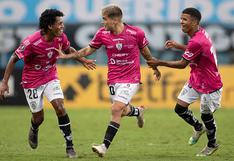 Independiente del Valle se metió a la fase de grupos de Copa Libertadores tras vencer a Gremio