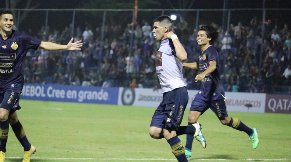 Tras partidazo en Asunción: Sol de América venció por penales a Mineros de Guayana y avanzó en Copa Sudamericana 2019. (APFOficial)
