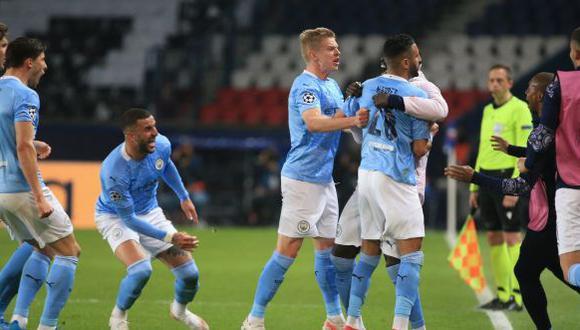 PSG vs. Manchester City en el Parque de los Príncipes por la Champions League. (Foto: Reuters)