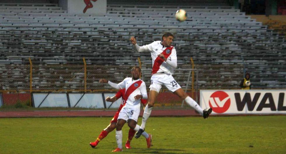 Sport Huancayo y Deportivo Municipal empataron 1-1 por la fecha 3 del Torneo Apertura. (Foto: @Liga1Movistar)