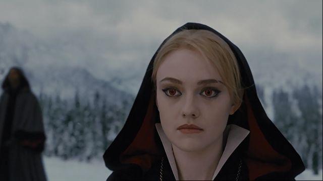 "Dakota Fanning en ""Twilight"" (Foto: Summit Entertainment)"
