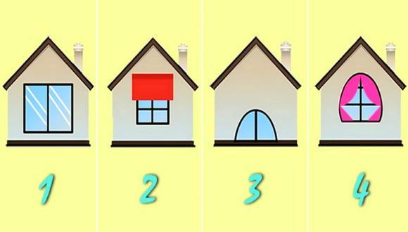 Elige la casa que te guste más y conocerás detalles sobre tu personalidad. | Foto: namastest