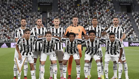 Juventus anuncia pérdidas de más de 200 millones de euros. (AP)