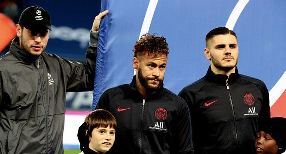 Neymar llegó al PSG en la temporada 201/18 procedente del Barcelona. (Getty)