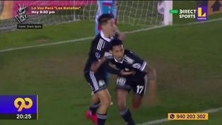 Con golazo de 'Canchita' Gonzales: Sporting Cristal avanzó a cuartos de la Copa Sudamericana