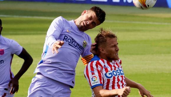 Barcelona venció a Girona en el segundo amistoso de la pretemporada. (Foto: EFE)