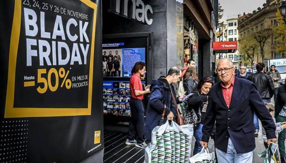 El Black Friday 2020 se celebra el viernes 27 de noviembre (Foto: Getty Images)
