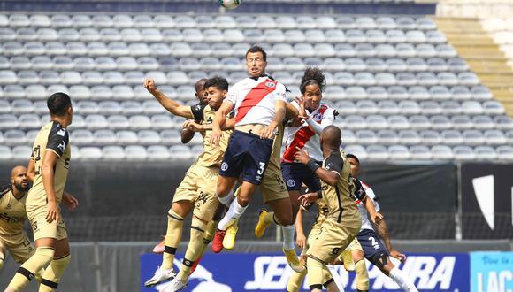 Deportivo Municipal igualó 1-1 con Cusco FC, por la fecha 8 de la Fase 1 (Foto:LIGA 1)