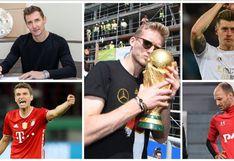 André Schürrle se retiró del fútbol: ¿dónde están los alemanes campeones del Mundial Brasil 2014? [FOTOS]