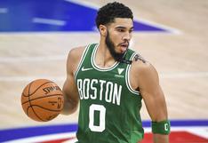 Jayson Tatum: el alero de los Celtics que busca su consolidación en la NBA