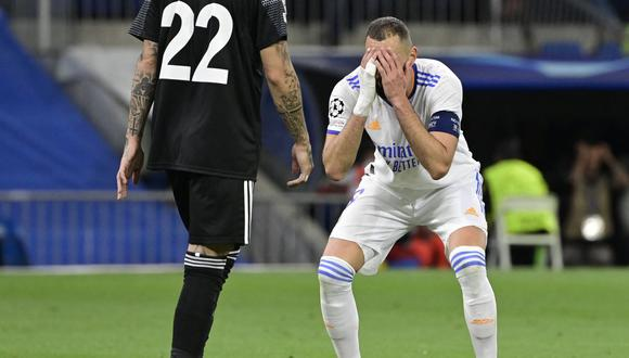 Sorpresa en el Bernabéu: Real Madrid perdió por 2-1 ante Sheriff por Champions League (Foto: AFP)