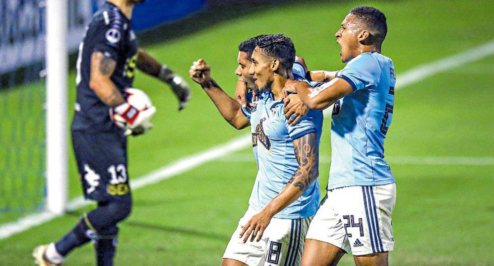 Sporting Cristal todavía no conoce a su rival de los octavos de final de la Copa Sudamericana. (Fernando Sangama)