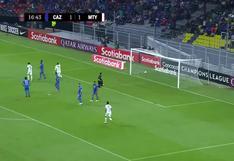 'Bombazo' letal: Vergara y su golazo para el 2-1 del Cruz Azul vs. Monterrey [VIDEO]