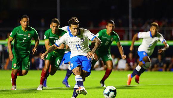 Brasil debutará ante Bolivia por las Eliminatorias al Mundial 2022. (Getty)