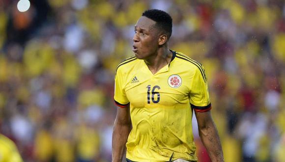Yerry Mina marcó tres goles en la Copa del Mundo (Foto: AFP).