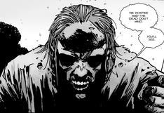 """""""The Walking Dead"""": así termina la Guerra de los Susurradores en los cómics de Robert Kirkman"""