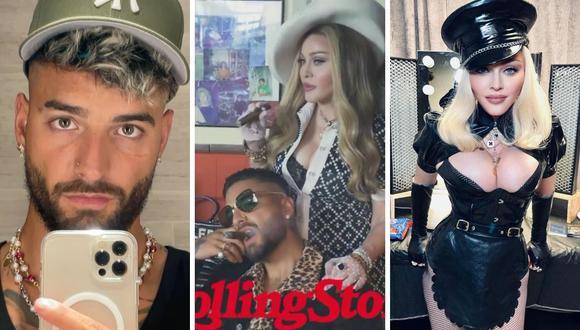 """Maluma y Madonna estrenaron en abril del 2019 el videoclip de su tema """"Medellín"""". (Foto: Instagram)"""