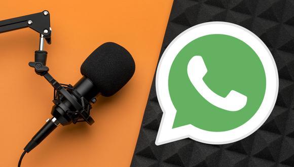 ¿Quieres añadir efecto a tus notas de voz en WhatsApp? con este sencillo truco podrás hacerlo (Foto: FreePik / Mag)