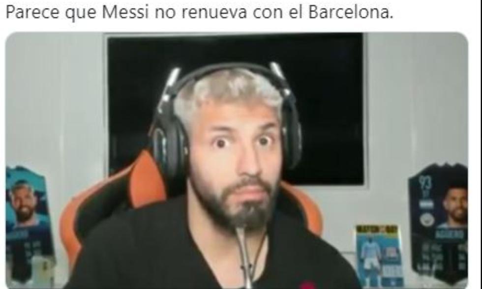 Los mejores memes que dejó el adiós de Lionel Messi del Barcelona. (Foto: Facebook)