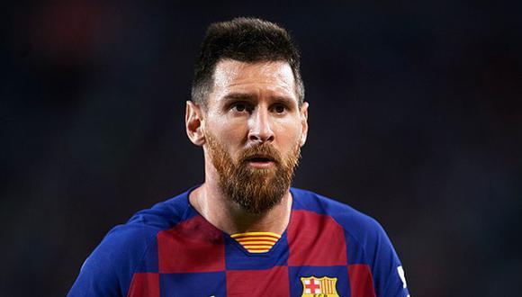 Lionel Messi debutó con Barcelona en el 2005. (Getty)