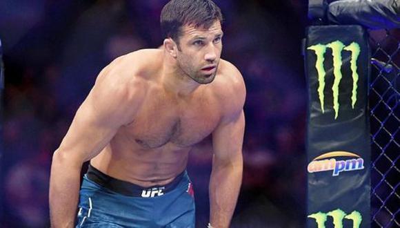 "Luke Rockhold, excampeón de UFC, criticó a Dana White y lo calificó de ""tirano"". (UFC)"
