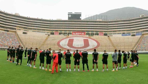 Universitario de Deportes espera contar con su refuerzo extranjero a fin de mes. (Foto: @Universitario)