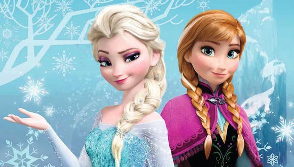 En Frozen 2 se siguió la filosofía clásica occidental dividiendo el mundo en cuatro elementos: Tierra, Aire, Fuego y Agua. (Foto: Disney)