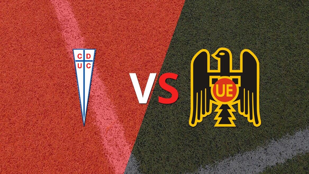 Ya juegan en el estadio San Carlos de Apoquindo, U. Católica vs Unión Española thumbnail